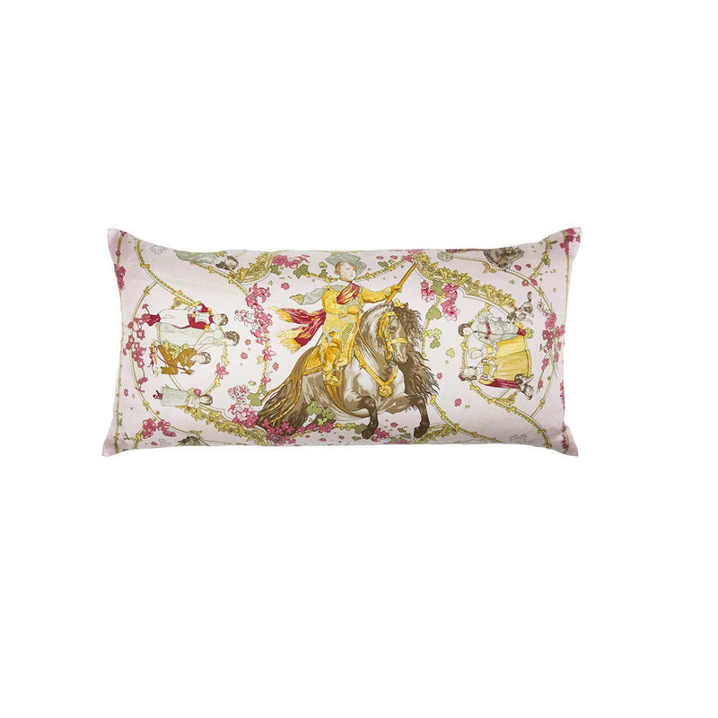 """Les Petits Princes"" Silk Scarf Pillow - Tribute Goods"