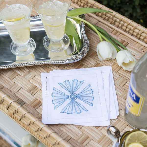 Cocktail Napkins - Set of 4 - Tribute Goods