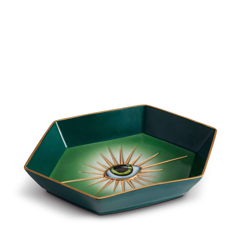 Lito Eye Hexagon Tray - Tribute Goods