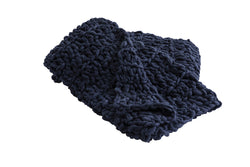 Large Navy Blanket - Tribute Goods