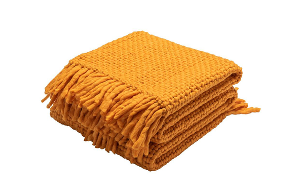 Medium Marigold Blanket