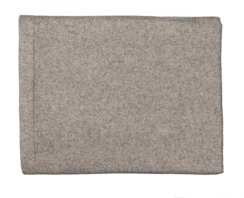 Grey Cashmere Blanket - Tribute Goods