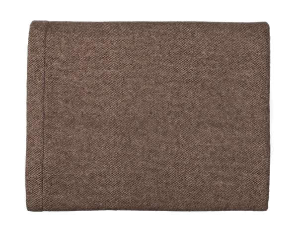 Brown Cashmere Blanket - Tribute Goods
