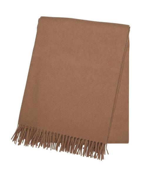 Camel Cashmere Throw - Tribute Goods