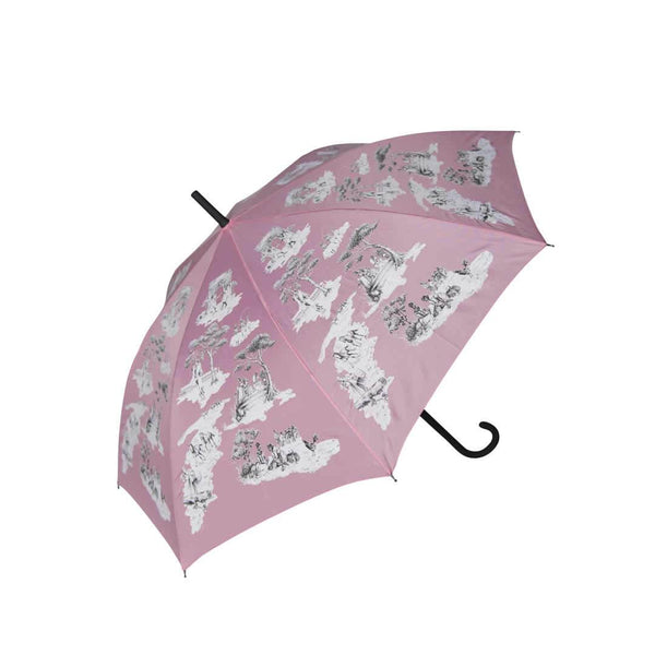 Limited Edition Harlem Toile Umbrella - Tribute Goods