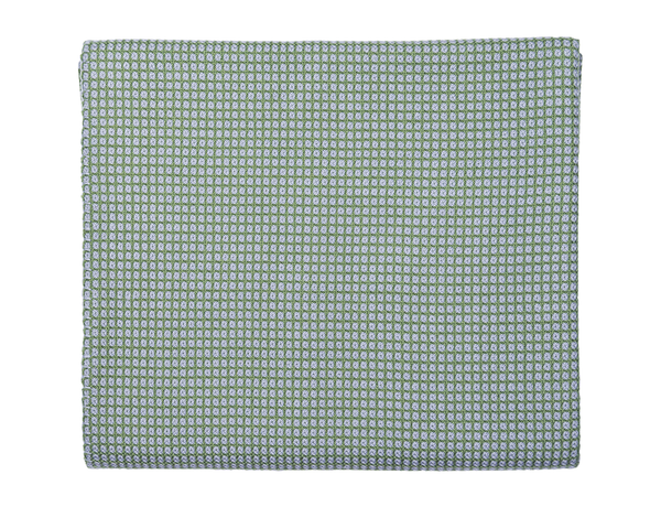 Blue/Green Cashmere Blanket