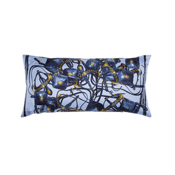 """Brides Rebelles"" Hermès Silk Scarf Pillow - Tribute Goods"