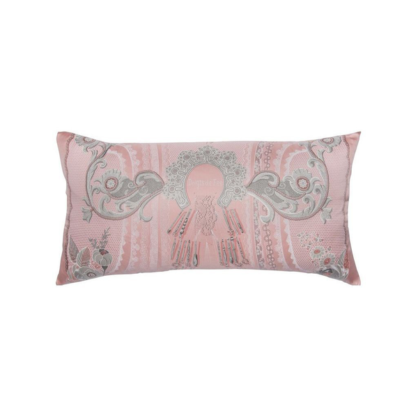 """Doigts de Fee"" Hermès Silk Scarf Pillow - Tribute Goods"