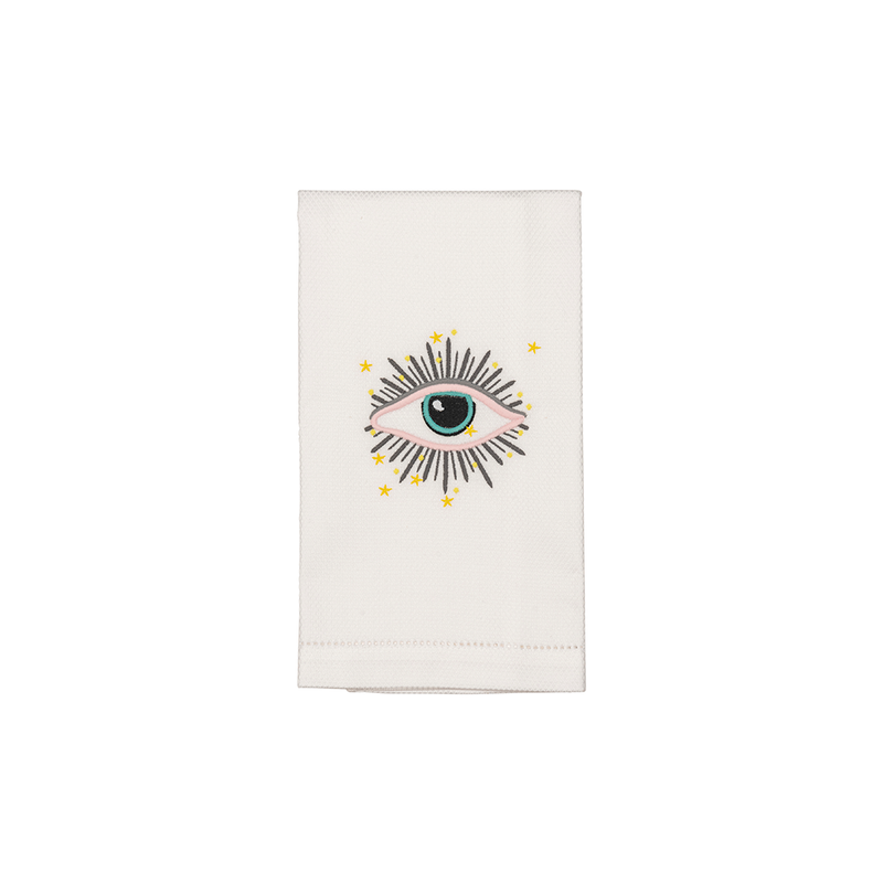 Eye Hand Towel