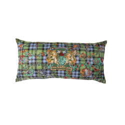 """Fleurs D'Ecosse"" Hermès Silk Scarf Pillow - Tribute Goods"