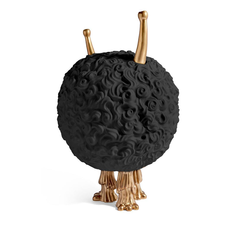 Monster Incense Burner, Black