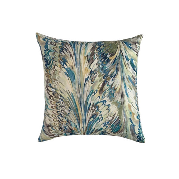 Peacock Taplow Pillow