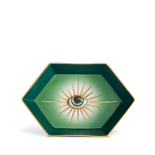 Lito Eye Hexagon Tray