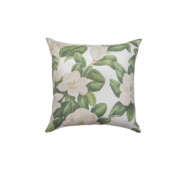 All-Over Linen Accent Pillow