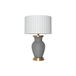 Savile Row Eglomise Lamp - Tribute Goods