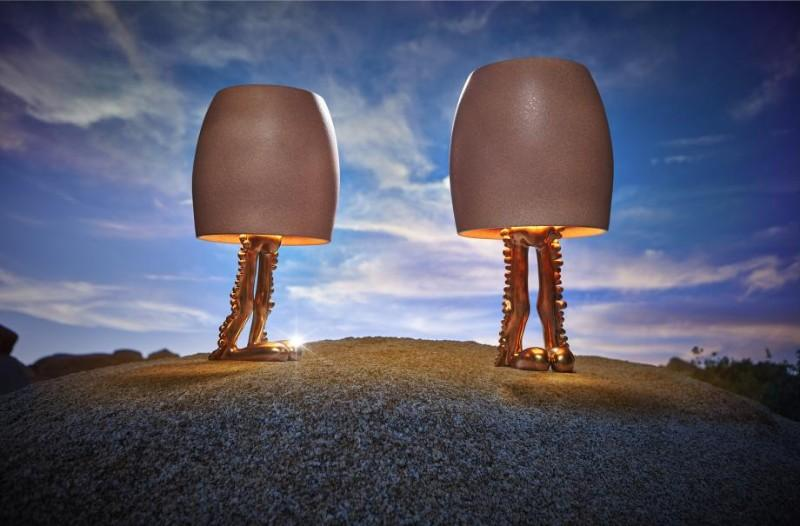 Haas Simon Leg Table Lamp - Tribute Goods