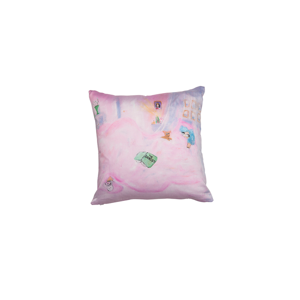 The Girls Volume 1 Pillow