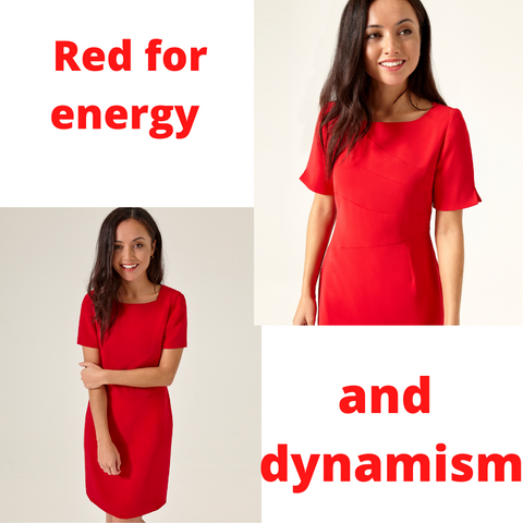 Red Petite Shift Dresses