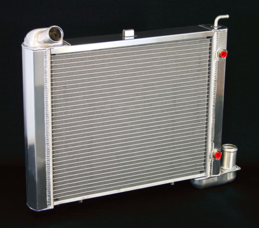 Radiator - Small Block Automatic Trans Corvette C2 1963 - 1967
