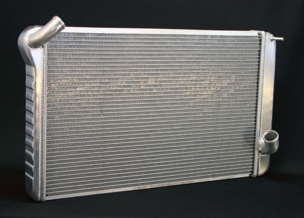 Radiator - Big Block Manual Trans Corvette C3 1969 - 1972