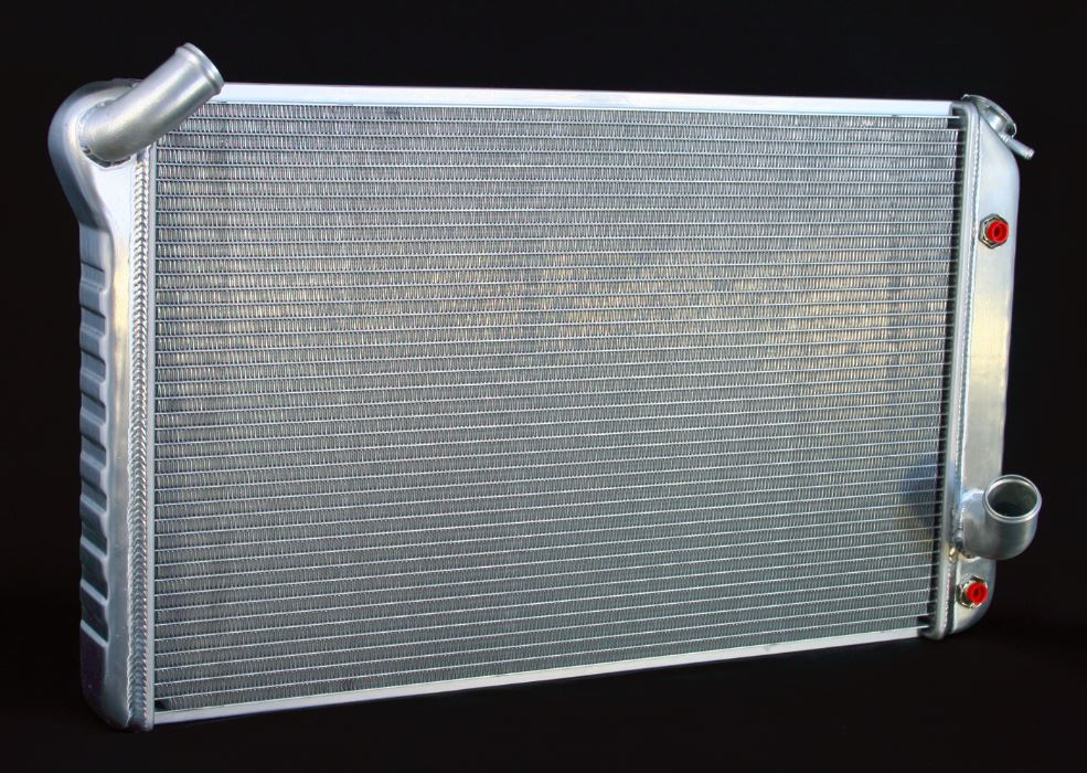 Radiator - All Automatic Trans Corvette C3 1973 - 1976