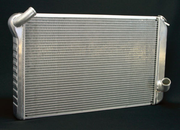 Radiator - All Manual Trans Corvette C3 1973 - 1976
