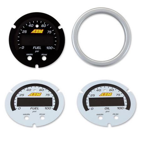 X-Series Pressure Gauge  0~100psi / 0~7bar Accessory Kit