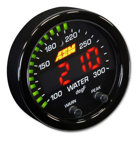 X-Series Temperature Gauge 100~300F / 40~150C