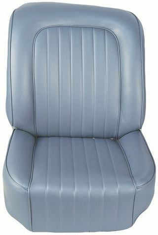 Red OEM Style Seat Covers - 1960 C1 Corvette