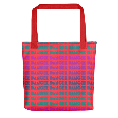 Danger Shapes Tote