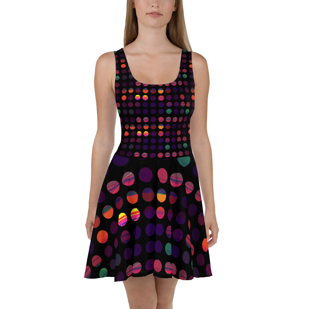 Atmosphere Dotty Dress