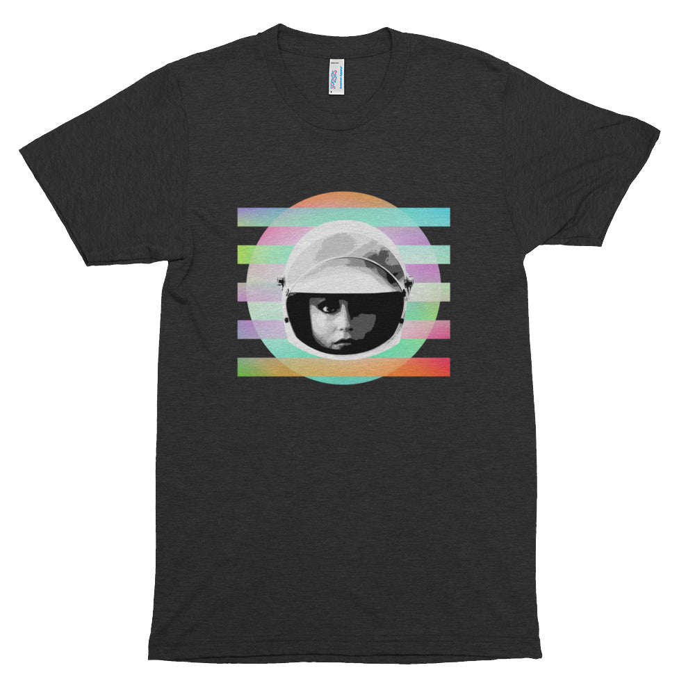 High Voltage Space Girl Tee