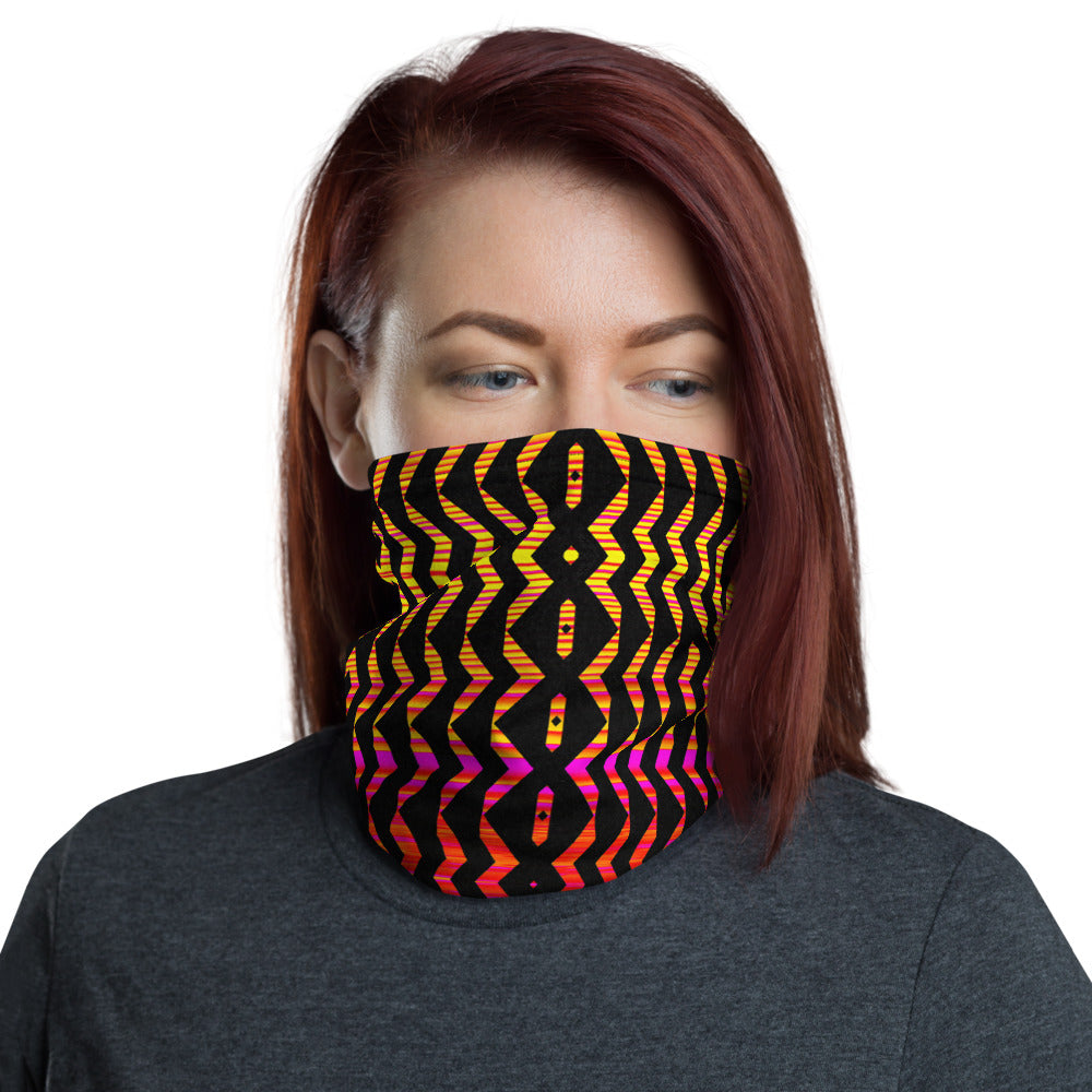Atmosphere Face Scarf - Sunset