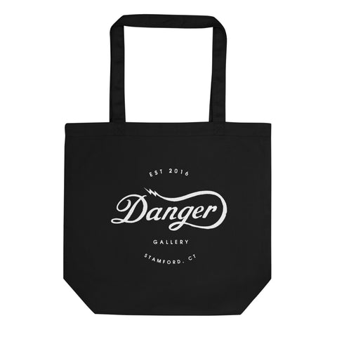 Danger Gallery Logo Est. 2016 Tote Bag