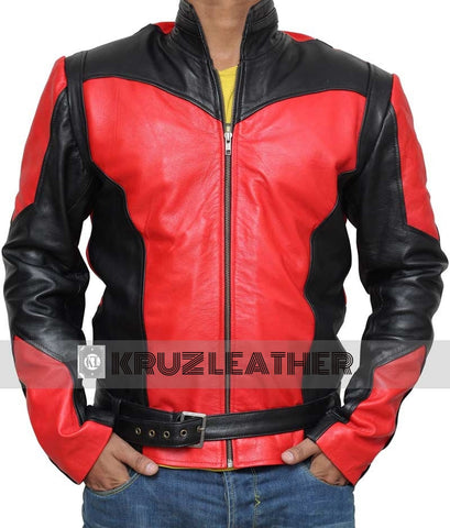 AntMan Leather Jacket - The Film Jackets
