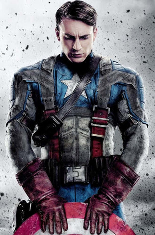 Captain America The First Avenger Jacket - The Film Jackets