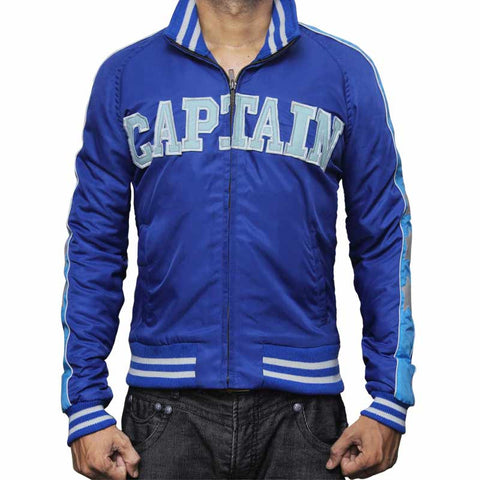 Captain Boomerang Blue Bomber Jacke - The Film Jackets