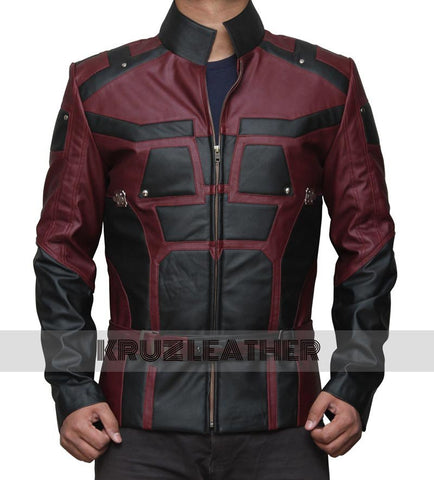 Daredevil Charlie Cox Jacket - The Film Jackets
