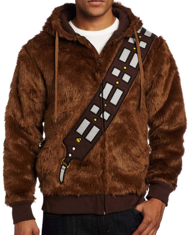 Chewbacca Star Wars Hoodie - The Film Jackets