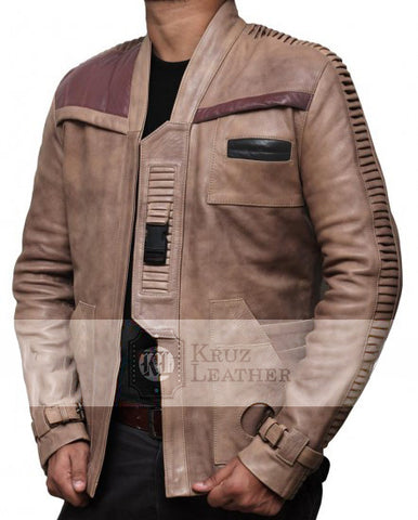 Star Wars Finn Jacket - The Film Jackets