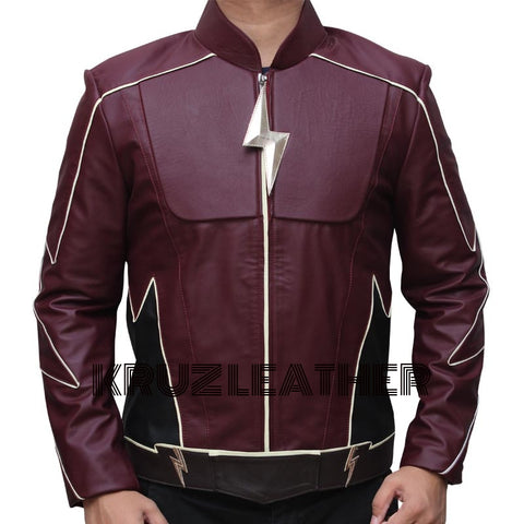 Flash The Real Jay Garrick Jacket - The Film Jackets