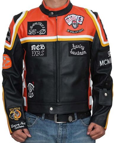 Harley Davidson & Marlboro Man Jacket - The Film Jackets