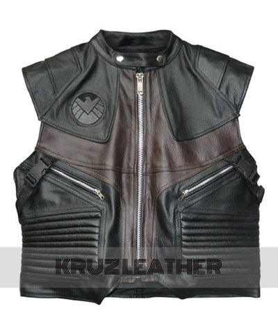 Hawkeye Captain America Civil War Vest - The Film Jackets