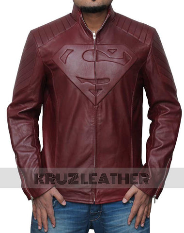 Super Tom Welling Jacket for Man - The Film Jackets