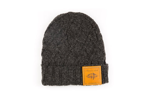 Knit wool beanie holiday gift idea from Maroon Bell Outdoor