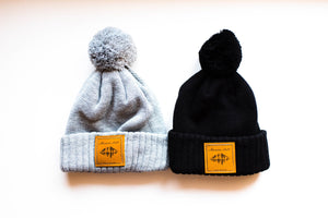 Urban Outdoor Beanie with Pom