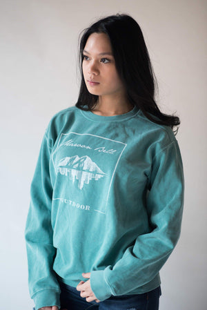 The Cocktail Crew | Unisex Sweatshirt | Maroon Bell Outdoor®