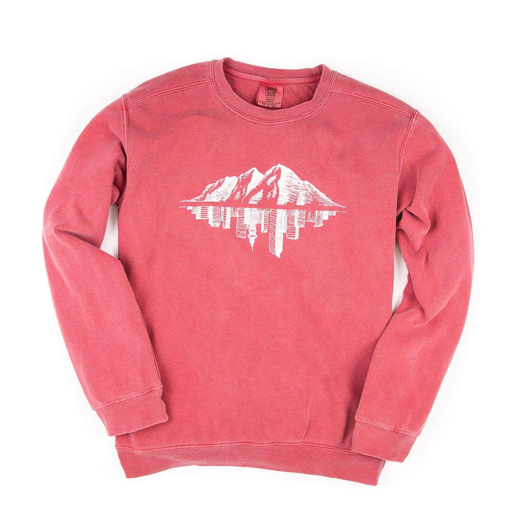 The Cocktail Crew | Mountain Vintage | Unisex | Maroon Bell Outdoor®