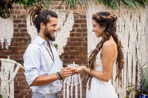 Boho Glam at The Cloth Mill