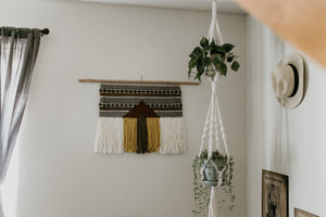 Macrame & Woven Wall Hangings by MossHound Designs